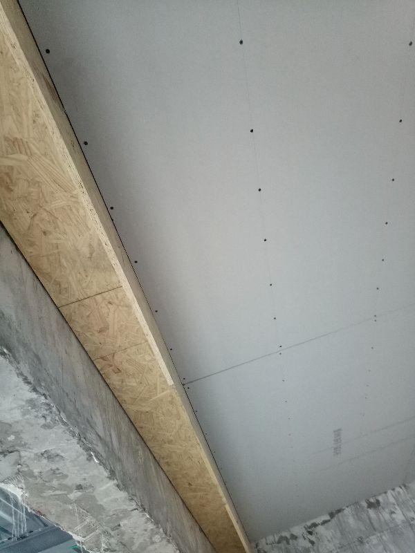 以上图片为木工吊顶,结构合理牢固